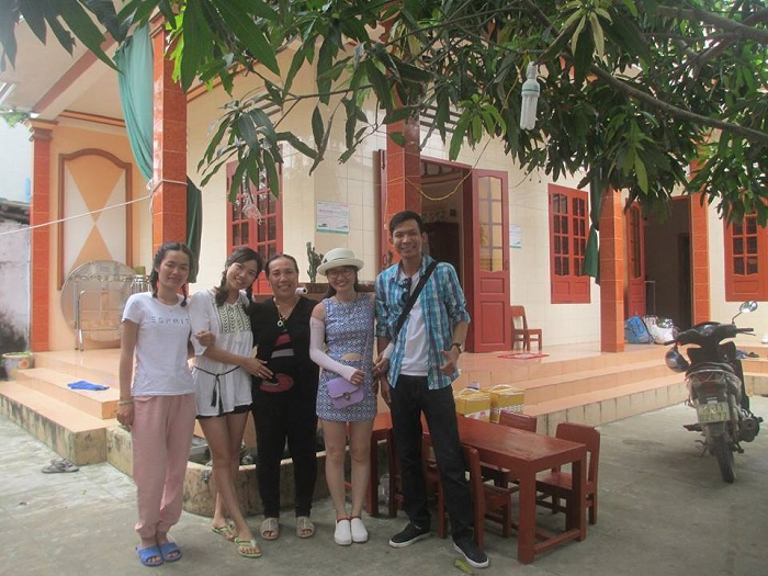 co thuan homestay ly son