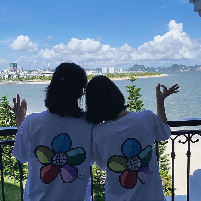 resort o ha long view dep sang chanh