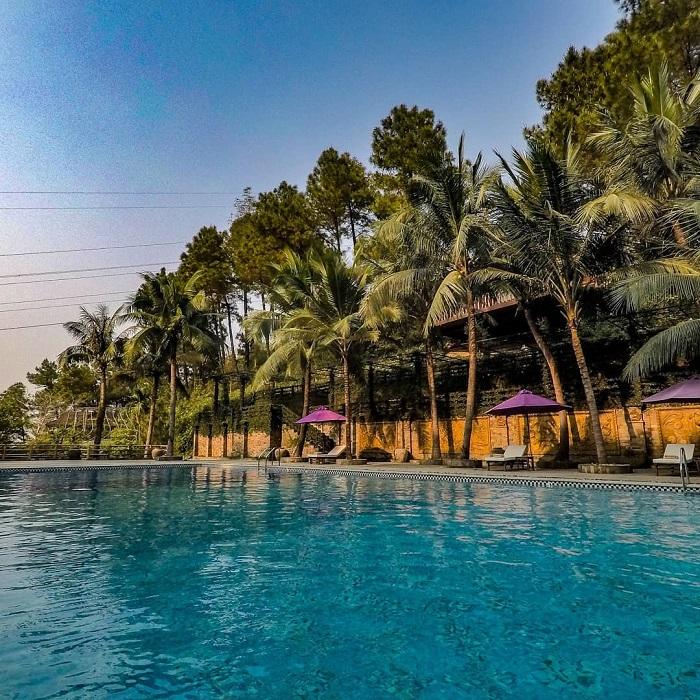 sankofa village hill resort spa 2
