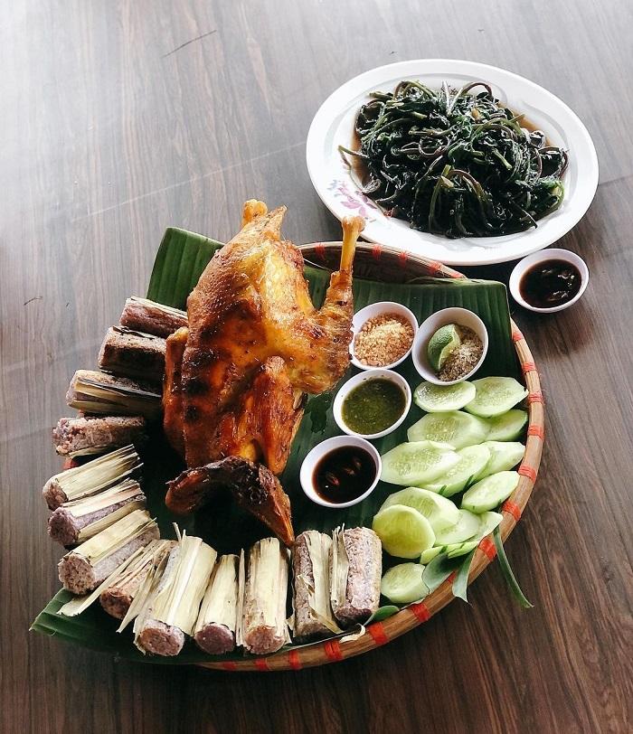 ga nuong com lam1